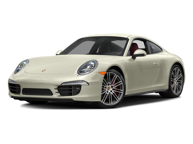 Carrara White Metallic 2015 Porsche 911 Pictures 911 Coupe 2D 4 Targa AWD photos front view