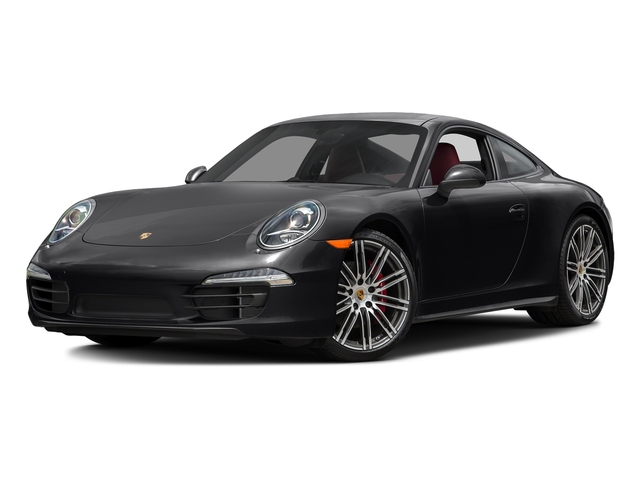 Black 2015 Porsche 911 Pictures 911 Coupe 2D 4 Targa AWD photos front view