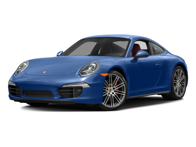 Sapphire Blue Metallic 2015 Porsche 911 Pictures 911 Coupe 2D 4 Targa AWD photos front view