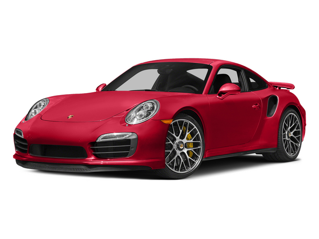 Guards Red 2015 Porsche 911 Pictures 911 Coupe 2D Turbo S AWD H6 photos front view