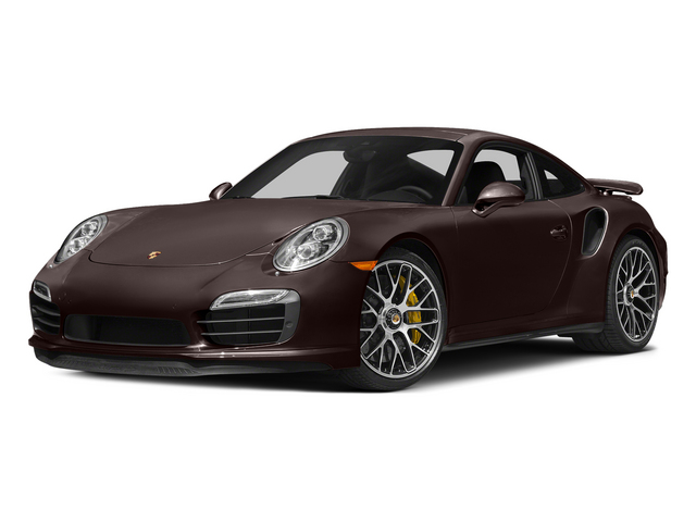 Mahogany Metallic 2015 Porsche 911 Pictures 911 Coupe 2D Turbo S AWD H6 photos front view