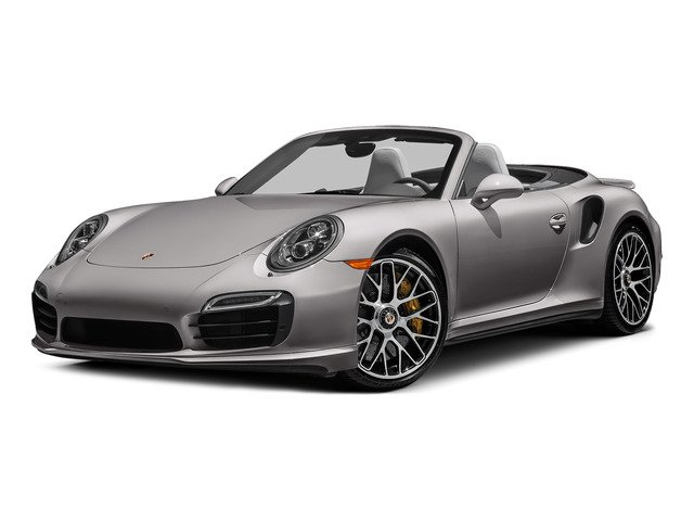 Agate Gray Metallic 2015 Porsche 911 Pictures 911 Cabriolet 2D S AWD H6 Turbo photos front view