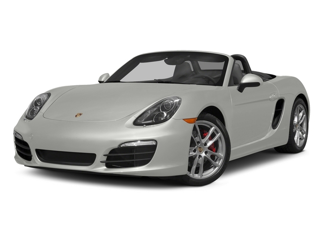 White 2015 Porsche Boxster Pictures Boxster Roadster 2D GTS H6 photos front view
