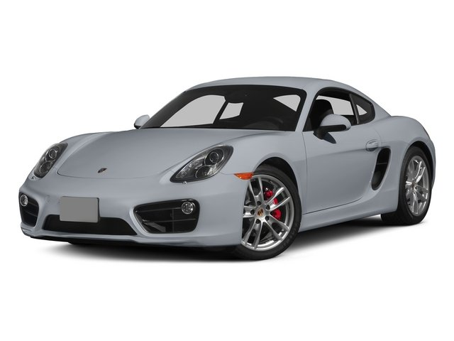 Rhodium Silver Metallic 2015 Porsche Cayman Pictures Cayman Coupe 2D GTS H6 photos front view