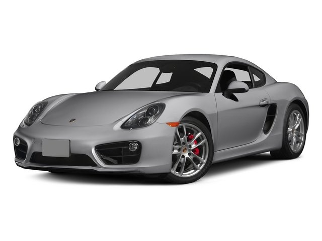 GT Silver Metallic 2015 Porsche Cayman Pictures Cayman Coupe 2D GTS H6 photos front view
