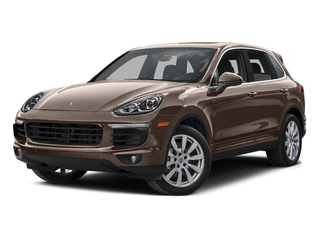 Umber Metallic 2015 Porsche Cayenne Pictures Cayenne Utility 4D AWD V8 Turbo photos front view