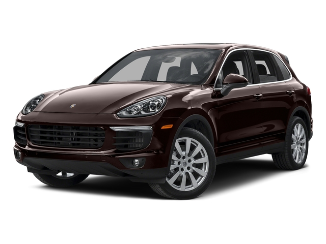 Mahogany Metallic 2015 Porsche Cayenne Pictures Cayenne Utility 4D AWD V8 Turbo photos front view