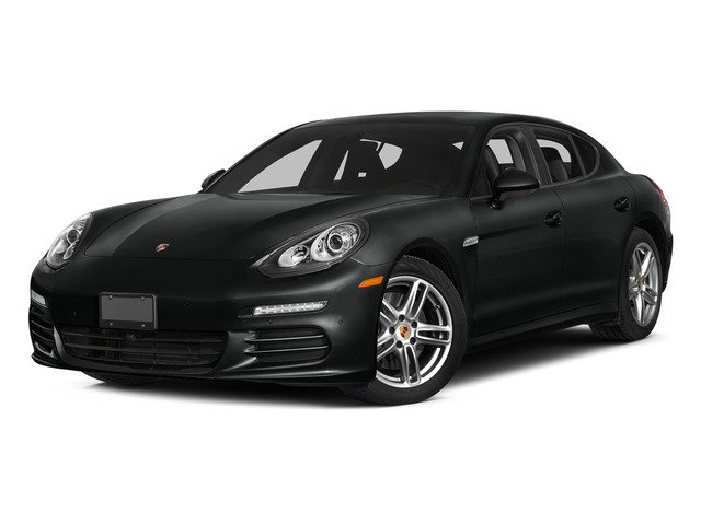 Custom Color Uni 2015 Porsche Panamera Pictures Panamera Hatchback 4D H6 photos front view