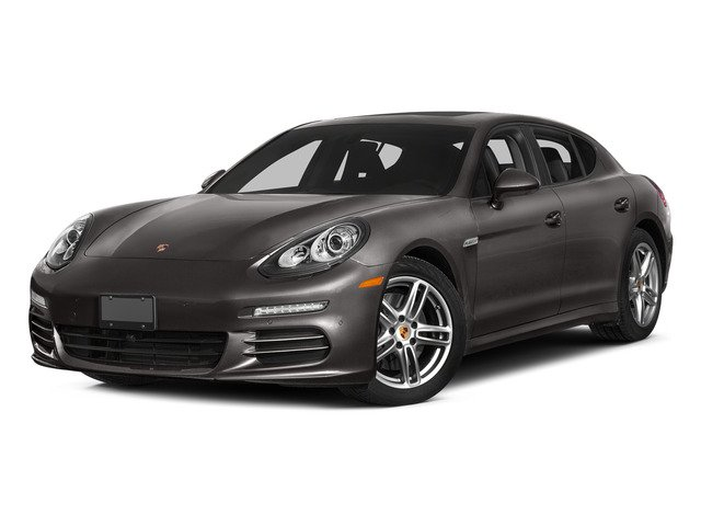 Agate Gray Metallic 2015 Porsche Panamera Pictures Panamera Hatchback 4D H6 photos front view