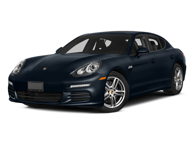 Yachting Blue Metallic 2015 Porsche Panamera Pictures Panamera Hatchback 4D 4 AWD H6 photos front view