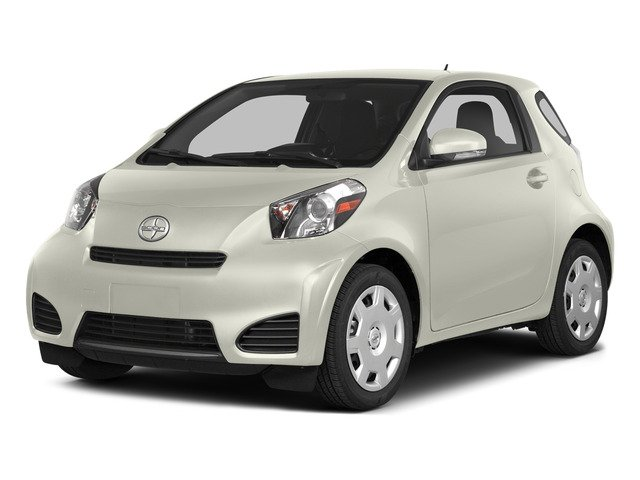 Blizzard Pearl 2015 Scion iQ Pictures iQ Hatchback 3D I4 photos front view