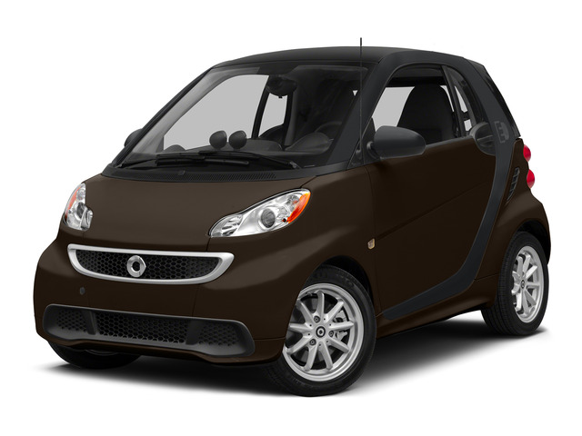 Hazelnut Brown 2015 smart fortwo electric drive Pictures fortwo electric drive Coupe 2D Electric photos front view