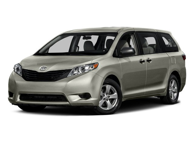 Creme Brulee Mica 2015 Toyota Sienna Pictures Sienna Wagon 5D LE V6 photos front view