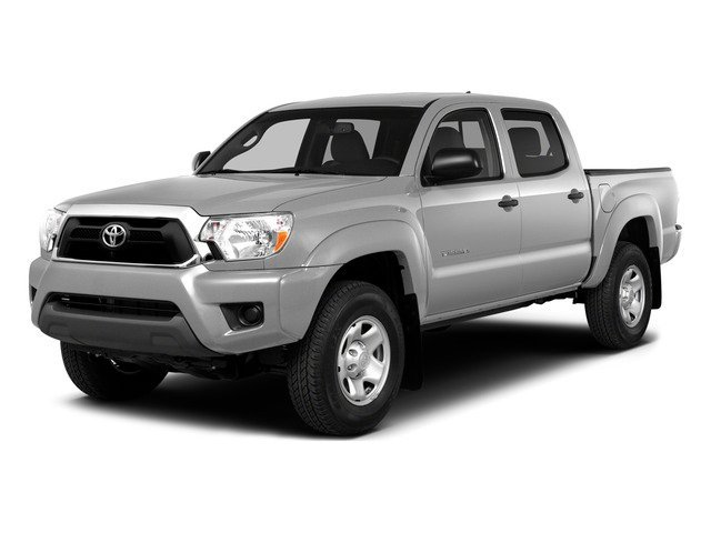 Silver Sky Metallic 2015 Toyota Tacoma Pictures Tacoma PreRunner 2WD I4 photos front view