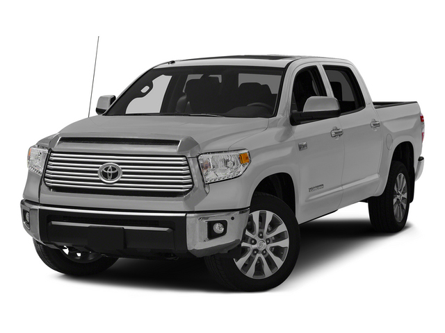 Silver Sky Metallic 2015 Toyota Tundra 4WD Truck Pictures Tundra 4WD Truck Limited CrewMax 4WD photos front view