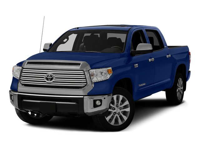 Blue Ribbon Metallic 2015 Toyota Tundra 4WD Truck Pictures Tundra 4WD Truck Limited CrewMax 4WD photos front view