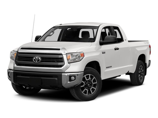 Super White 2015 Toyota Tundra 4WD Truck Pictures Tundra 4WD Truck Limited Double Cab 4WD photos front view