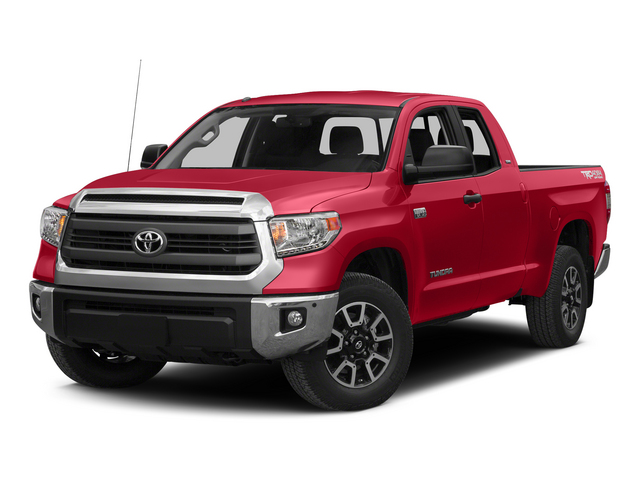 Radiant Red 2015 Toyota Tundra 4WD Truck Pictures Tundra 4WD Truck Limited Double Cab 4WD photos front view