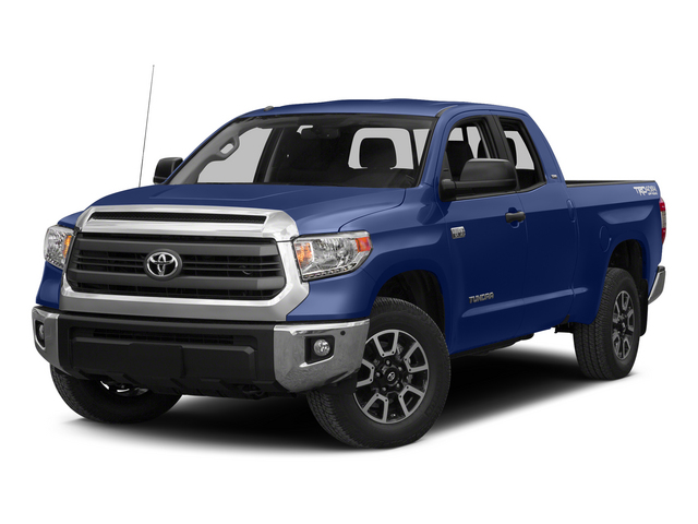 Blue Ribbon Metallic 2015 Toyota Tundra 4WD Truck Pictures Tundra 4WD Truck Limited Double Cab 4WD photos front view