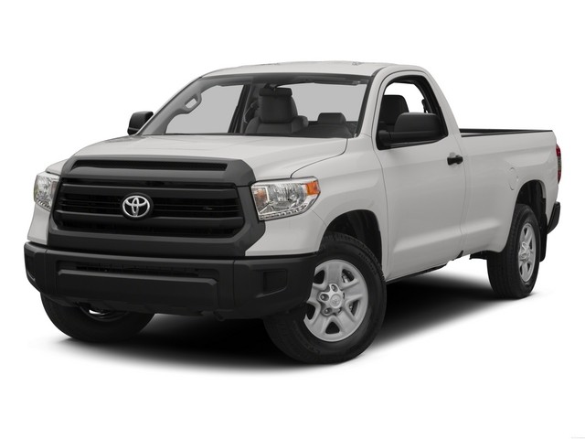 Super White 2015 Toyota Tundra 4WD Truck Pictures Tundra 4WD Truck SR 4WD photos front view