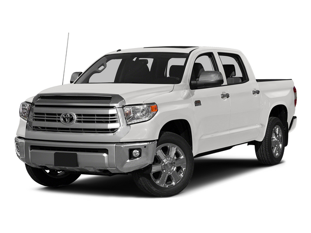 Super White 2015 Toyota Tundra 2WD Truck Pictures Tundra 2WD Truck 1794 Edition Crew Cab 2WD photos front view
