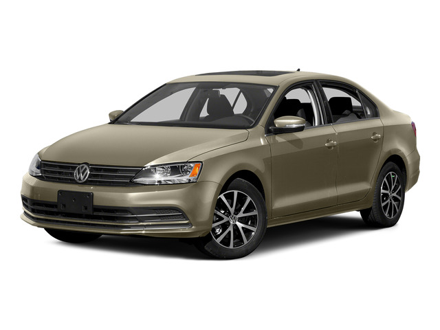 Moonrock Silver Metallic 2015 Volkswagen Jetta Sedan Pictures Jetta Sedan 4D SEL I4 Turbo photos front view