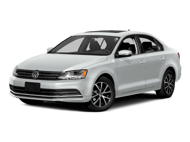 Pure White 2015 Volkswagen Jetta Sedan Pictures Jetta Sedan 4D SEL I4 Turbo photos front view