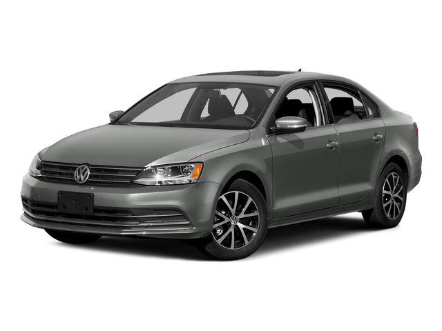 Platinum Gray Metallic 2015 Volkswagen Jetta Sedan Pictures Jetta Sedan 4D SEL I4 Turbo photos front view