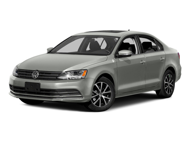 Reflex Silver Metallic 2015 Volkswagen Jetta Sedan Pictures Jetta Sedan 4D SEL I4 Turbo photos front view