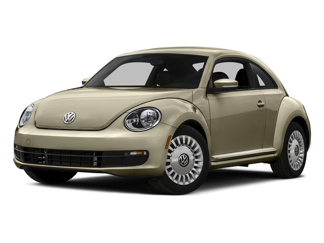 Moonrock Silver Metallic 2015 Volkswagen Beetle Coupe Pictures Beetle Coupe 2D 1.8T Entry I4 Turbo photos front view