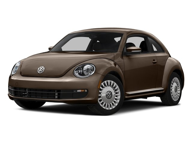 Toffee Brown Metallic 2015 Volkswagen Beetle Coupe Pictures Beetle Coupe 2D 1.8T Entry I4 Turbo photos front view