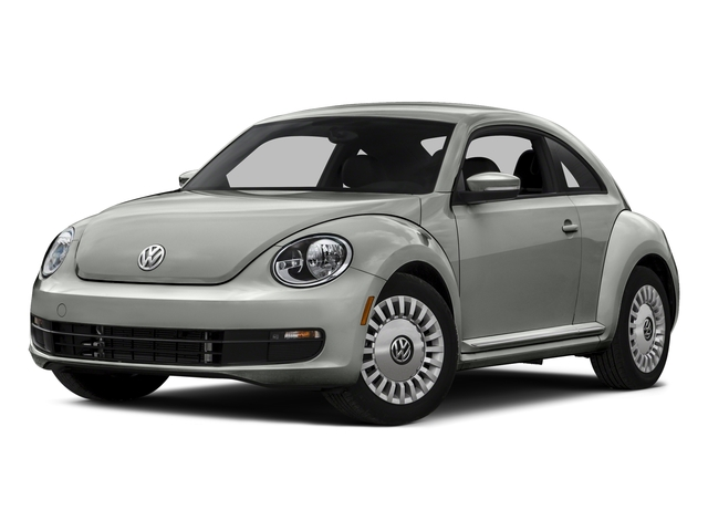 Reflex Silver Metallic 2015 Volkswagen Beetle Coupe Pictures Beetle Coupe 2D TDI I4 photos front view
