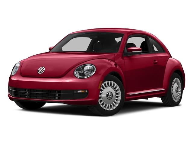 Tornado Red 2015 Volkswagen Beetle Coupe Pictures Beetle Coupe 2D 1.8T Entry I4 Turbo photos front view