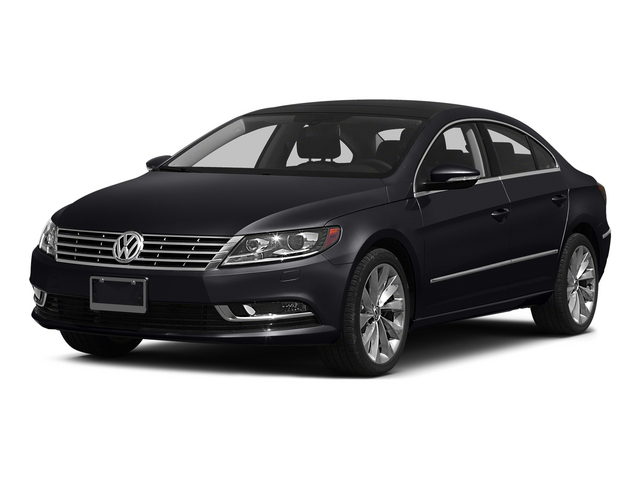 Deep Black Pearl 2015 Volkswagen CC Pictures CC Sedan 4D Sport I4 Turbo photos front view