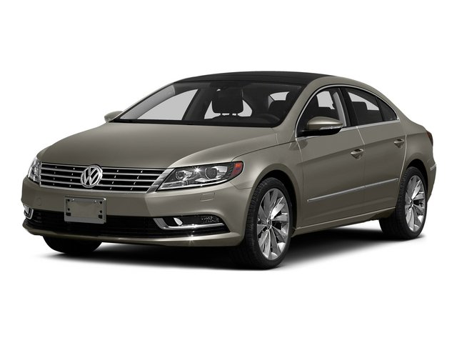 Light Brown Metallic 2015 Volkswagen CC Pictures CC Sedan 4D Sport I4 Turbo photos front view