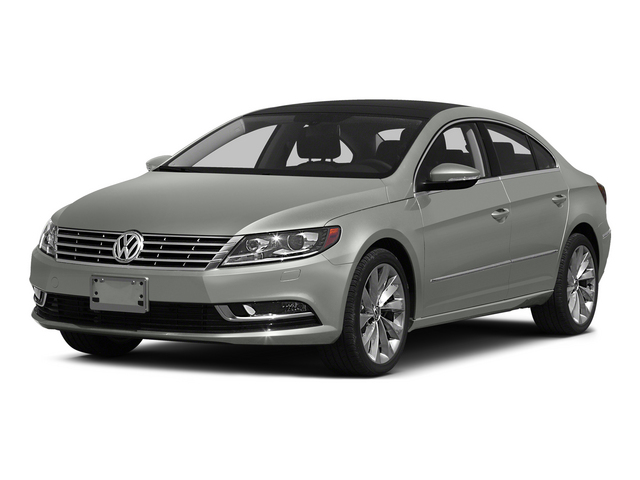Reflex Silver Metallic 2015 Volkswagen CC Pictures CC Sedan 4D Sport I4 Turbo photos front view