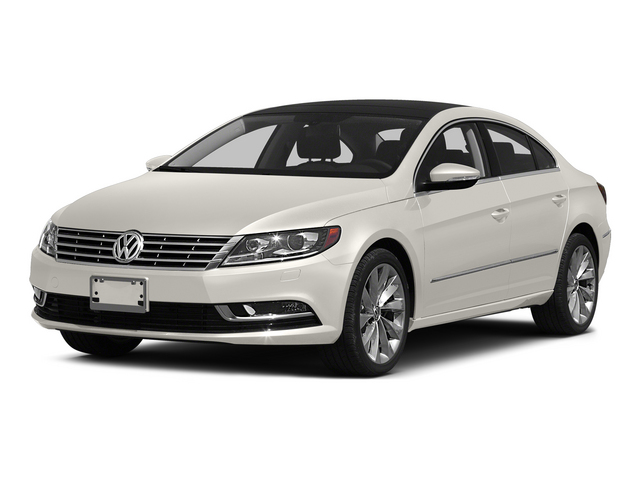Candy White 2015 Volkswagen CC Pictures CC Sedan 4D Sport I4 Turbo photos front view