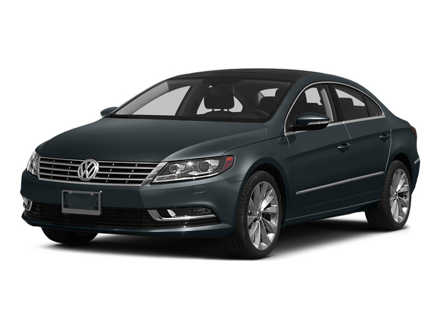Island Gray Pearl 2015 Volkswagen CC Pictures CC Sedan 4D Sport I4 Turbo photos front view