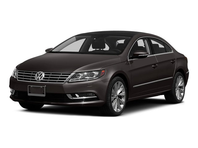Black Oak Brown Metallic 2015 Volkswagen CC Pictures CC Sedan 4D Sport I4 Turbo photos front view