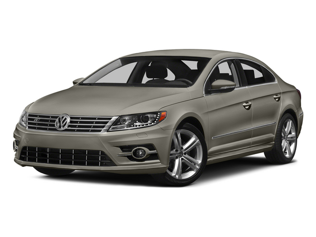 Light Brown Metallic 2015 Volkswagen CC Pictures CC Sedan 4D R-Line I4 Turbo photos front view