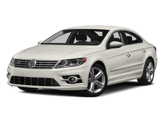 Candy White 2015 Volkswagen CC Pictures CC Sedan 4D R-Line I4 Turbo photos front view