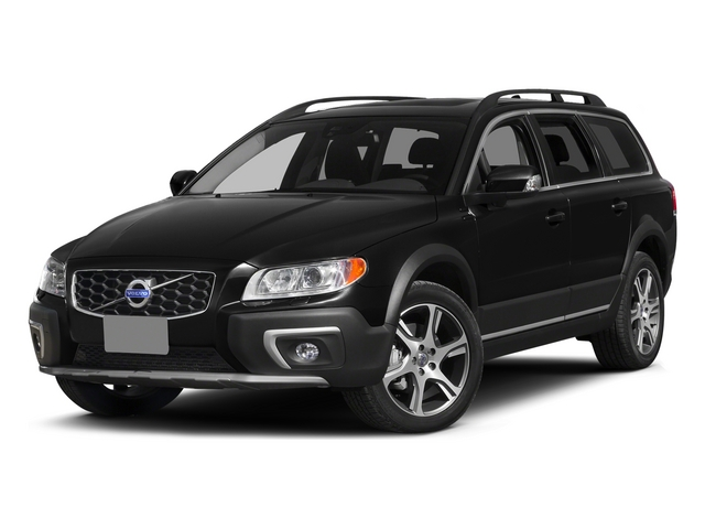 Black Stone 2015 Volvo XC70 Pictures XC70 Wagon 4D T6 Platinum AWD Turbo photos front view