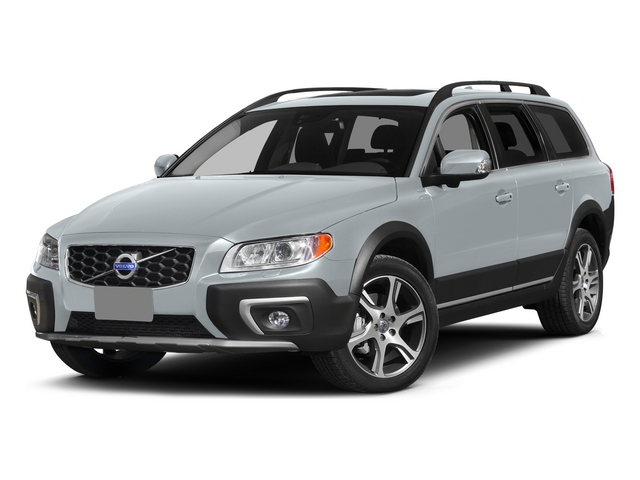 Ice White 2015 Volvo XC70 Pictures XC70 Wagon 4D T5 Platinum Drive-E Turbo photos front view