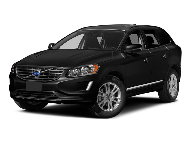 Black Stone 2015 Volvo XC60 Pictures XC60 Utility 4D T5 Platinum AWD I5 Turbo photos front view