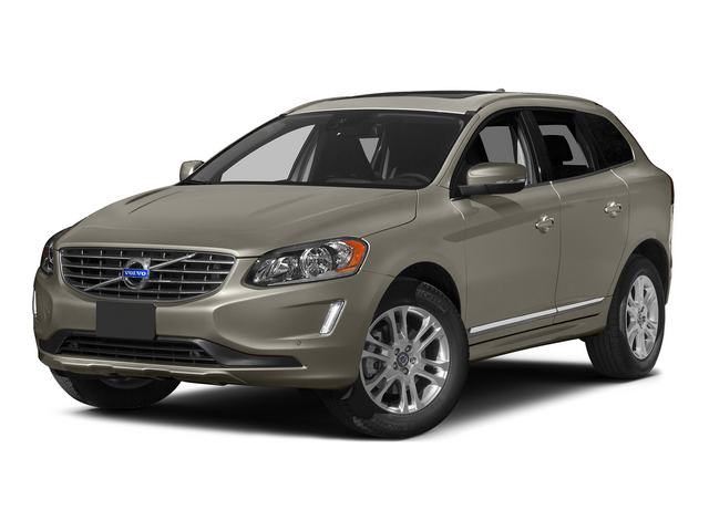 Seashell Metallic 2015 Volvo XC60 Pictures XC60 Utility 4D T5 Platinum AWD I5 Turbo photos front view