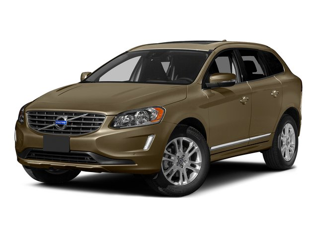 Twilight Bronze Metallic 2015 Volvo XC60 Pictures XC60 Utility 4D T5 Platinum AWD I5 Turbo photos front view