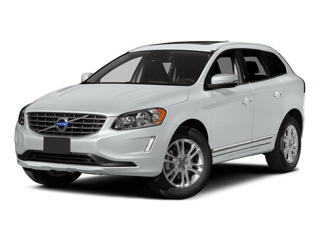 Crystal White Pearl 2015 Volvo XC60 Pictures XC60 Utility 4D T5 Platinum AWD I5 Turbo photos front view