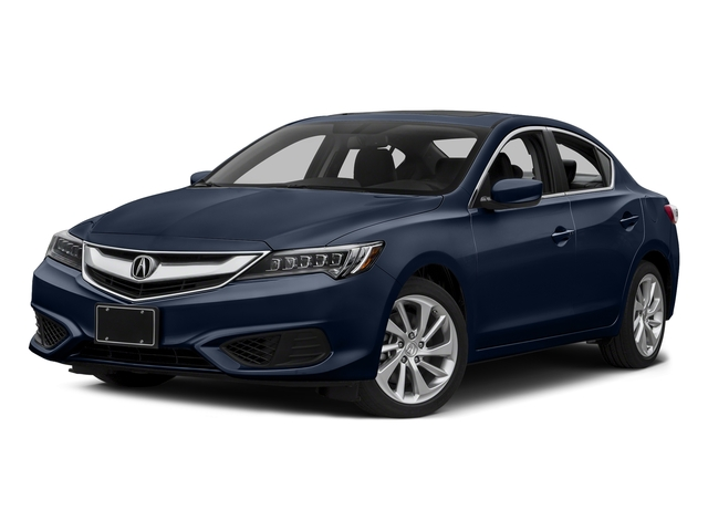 Catalina Blue Pearl 2016 Acura ILX Pictures ILX Sedan 4D Premium I4 photos front view