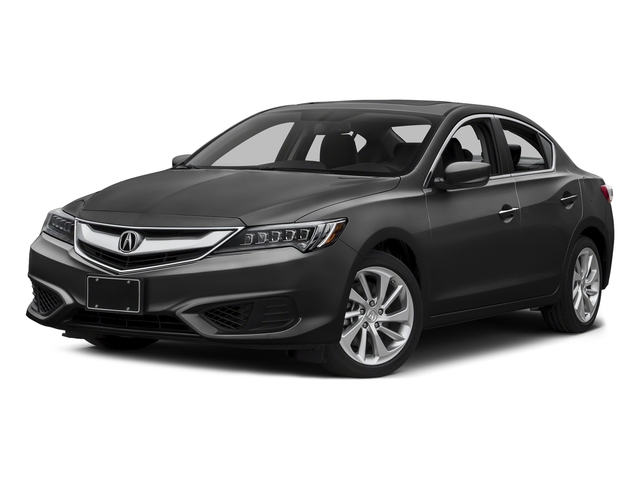 Graphite Luster Metallic 2016 Acura ILX Pictures ILX Sedan 4D Premium I4 photos front view