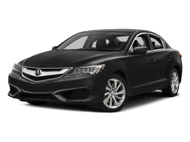 Graphite Luster Metallic 2016 Acura ILX Pictures ILX Sedan 4D I4 photos front view